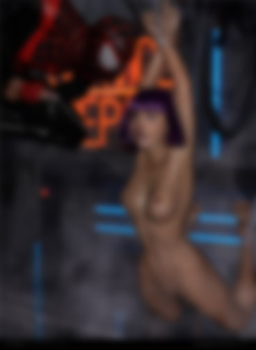 Nude with Cumshot Version