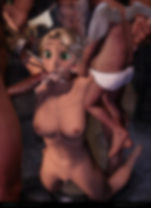Nude & Cum Pool Version